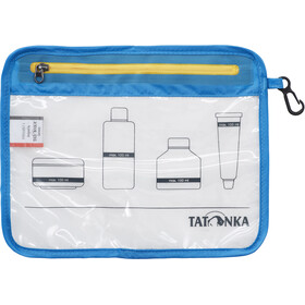 Tatonka Zip Flightbag A5, transparent